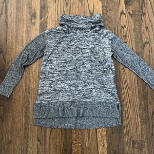 GAP Cowl Neck Tunic Sweater